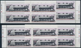 Canada: 1984/1986, Railways, Mint Never Hinged Stock. Face Value $799 CAD. - Kanada