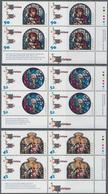 Canada: 1997, Christmas, Michel No. 1648-1650 Mint Never Hinged In Full Sheets (folded) And Sheet Pa - Kanada