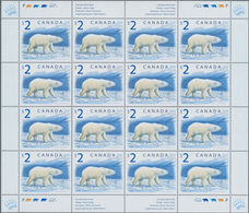 Canada: 1997/1998, Stock Of These Years'issues, Souvenir And Minature Sheets In Various Quanities MN - Kanada