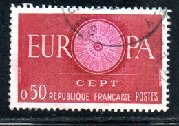 N° 1267 - 1960 - France