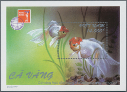 Vietnam: 1996/1997, Stock Of These Years' Issues And Souvenir Sheets In Various Quantities Up To 50 - Vietnam