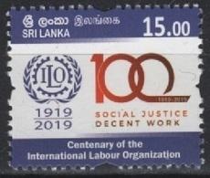 Sri Lanka (2019) - Set -  /  ILO - Sri Lanka (Ceylan) (1948-...)