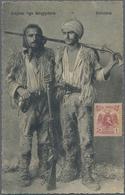Alle Welt: 1900 - 1940 (ca.), Accumulation Of Ca. 600 Picture-postcards Worldwide, With Many Motives - Sammlungen (ohne Album)