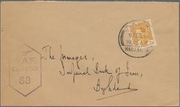 Naher Osten: 1915/1970 Ca., BRITISH FIELDPOST From Arabian Gulf States, Comprehensive Collection Wit - Postzegels