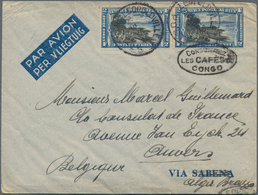 Thematik: Nahrung-Kaffee / Food-coffee: 1890/1990 (ca.), Holding Of Apprx. 220 Thematic Covers/cards - Levensmiddelen