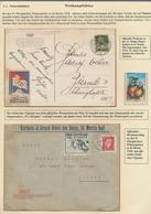 Thematik: Sport-Hockey / Sport -hockey: 1878/2014, Ice Hockey, Extensive Collection In 15 Big Albums - Hockey (Field)
