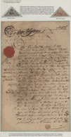 Thematik: Tabak / Tobacco: 1785/1990 (ca.), Extraordinary Exhibit On Apprx. 150 Pages, Comprising A - Tabak