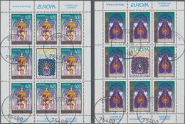 Bosnien Und Herzegowina - Serbische Republik: 1997/1998, Europa, 63 Sets 1997 (56 Of Them In Seven M - Bosnien-Herzegowina