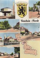 Cp , 59 , BOUCHAIN , Multi-Vues - Bouchain