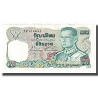 Billet, Thaïlande, 20 Baht, KM:88, NEUF - Thailand