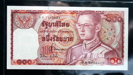 Thailand Banknote 100 Baht Series 12 P#89 SIGN#63 UNC - Thailand