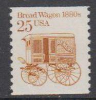 USA 1986 Bread Wagon 1880s 1v ** Mnh (43129D) - Verenigde Staten