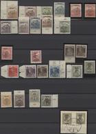 Rumänien - Neu-Rumänien: From 1919: Extensive Collection In 11 Albums With A Huge Number Of Overprin - Rumänien