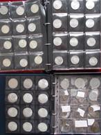 Europa: Deutschland, Österreich, Schweiz: 2 Alben Voll Mit Münzen (überwiegend Gedenkmünzen). Aus De - Münzen