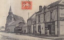 28  BAILLAU LE PIN / GRANDE RUE CAFE DUPLANT   ///   REF  JUIN .19  / N° 8874 - Andere Gemeenten