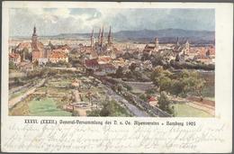 Bayern - Besonderheiten: NÜRNBERG: 1840/1940 Ca., Ensemble Von Alten Illustrierten Firmenrechnungen, - Beieren