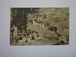 Nude - Gemälde