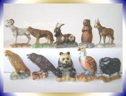 Parc Naturel .. Série Complète   ..Ref AFF: 9-2005...(pan 0035) - Animals