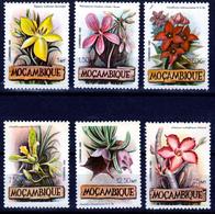 MOZAMBIQUE  1981  FLOWER   MNH  SET - Mozambique