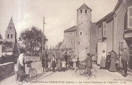 38 / ST. GEORGES DE COMMIERS    ///   REF  JUIN .19  / N° 8879 - Other Municipalities