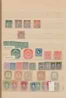 Deutsches Reich - Privatpost (Stadtpost): 1890/1900 (ca.), Sauber Sortierter Bestand Von über 1.600 - Privé