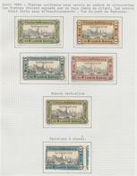 Deutsches Reich - Privatpost (Stadtpost): HAMBURG, Circulairbeförderung M. Laschnik, Quittungsmarken - Privé