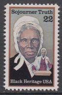 USA 1986 Sojourner Truth 1v ** Mnh (43129J) - Verenigde Staten