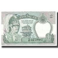Billet, Népal, 2 Rupees, KM:29a, NEUF - Népal