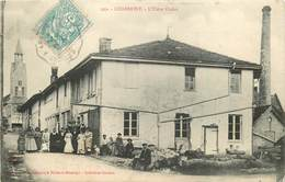 CHARMONT-l'usine Oudot - Frankrijk