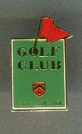 Pin's - Golf Club CESSON SEVIGNE - Ille Et Vilaine - Golf