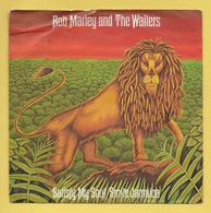 Disque Vinyle 45 Tours : BOB MARLEY Et THE WAILERS  :  SATISFY MY SOUL..Scan A : Voir 2 Scans - Reggae