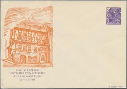 DDR - Ganzsachen: 1949 - 1991, Sammlung Von Ca. 382 Fast Ausschließlich Ungebrauchte Privatganzsache - [6] Oost-Duitsland