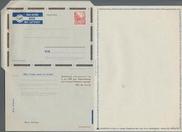 DDR - Ganzsachen: 1950/91 Bestand Von Ca. 430 Ungebrauchten Und Gebrauchten Ganzsachen, Dabei Karten - [6] Oost-Duitsland