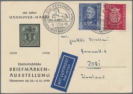 Bundesrepublik Und Berlin: 1949/1960, Gehaltvolle Partie Mit über 30 Meist Besseren Belegen, Dabei B - Duitsland
