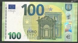 NEW ISSUE!! 100 EURO Bank Note SA  Printer S005A5 UNC! ( From Banks Bundle!) - EURO