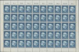 Bundesrepublik Und Berlin: 1953/1990 Ca., Sehr Umfangreicher Postfrischer Sammlungsbestand In über 5 - Duitsland