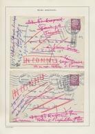 Bundesrepublik - Besonderheiten: 1949/1979, RETOURPOST; IRRLÄUFER, Sehr Interessante Sammlung Von Ca - [7] West-Duitsland