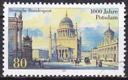 FRG/1993 - Potsdam Millenary/1000 Jahre Potsdam - 80 Pf - USED - [7] Federal Republic