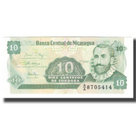 Billet, Nicaragua, 10 Centavos, KM:169a, NEUF - Nicaragua