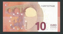 10 EURO  BULGARIE F002D4  / FA 207  UNC! - EURO
