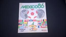 Album Panini Mexico 86 VIDE     En Bon état - Sports