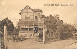 Genval-les-Eaux NA30: Le Pavillon Riche 1923 - La Hulpe