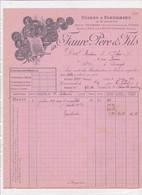 08-Faure Père & Fils...Usines De Fonderies De St Joseph...Revin...(Ardennes)...1912 - Other