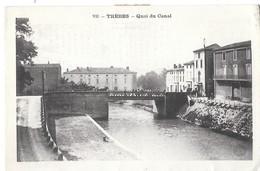 TREBES --Quai Du Canal Du Canal - Other Municipalities