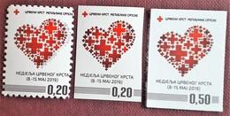 BOSNIA REPUBLIKA SRPSKA Red Cross 2019 /MNH/ - Bosnia And Herzegovina