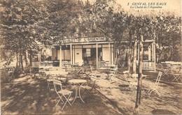 Genval-les-Eaux NA31: Le Chalet De L'Argentine 1925 - La Hulpe