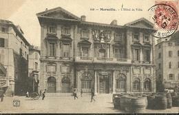 Marseille L Hotel De Ville - Monuments