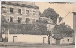 NAMUR ,   Café - Restaurant  à  La Plante. ( Edit : De Graeve , Gand , N° 4043 ) - Namur