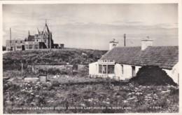 JOHN O GROATS HOUSE HOTEL @ LAST HOUSE IN SCOTLAND - Scotland