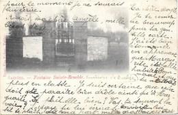 Saintes NA3: Fontaine Sainte-Renelde 1904 - Tubize